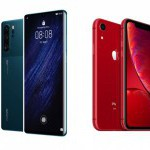 BUDUAAR TESTIB KAAMERAID: Huawei P30 Pro vs Iphone XR